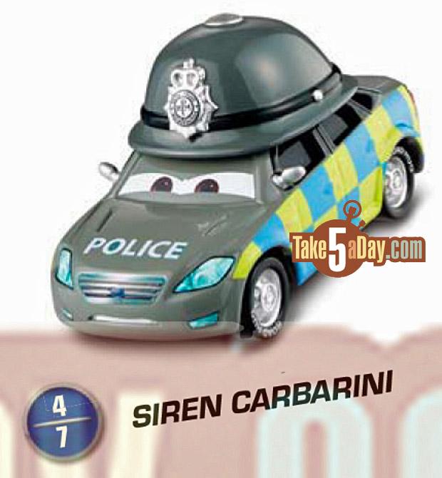 siren carbarini