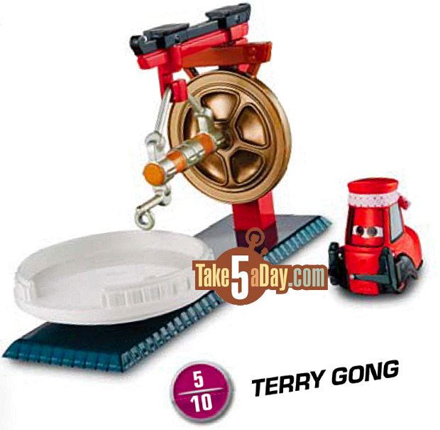 terry gong