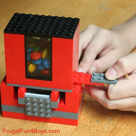 Take Five A Day 187 Blog Archive 187 Make Your Own Lego
