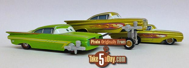 Ramone-body-shop-&-Ramone-painting-the-road-&-Ramone-yellow_3-4-front