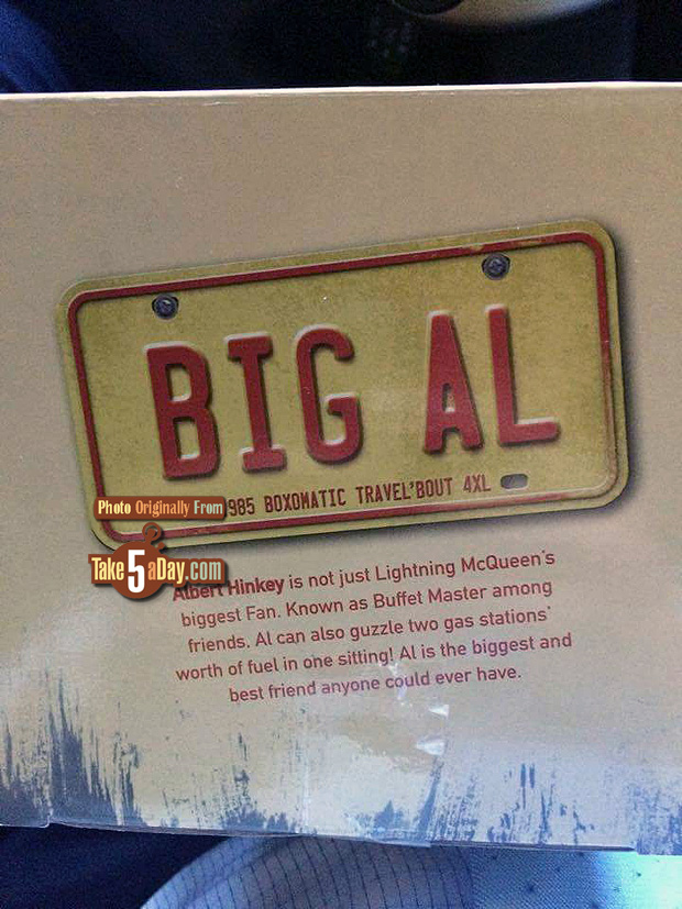 big al sign