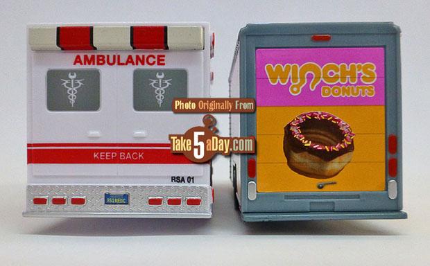 Ambulance-Zed-Custard-rear
