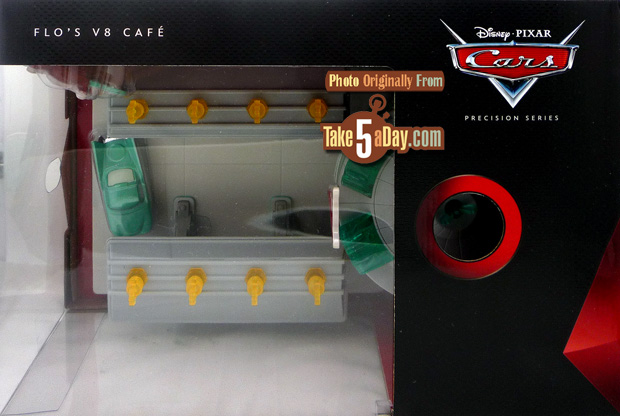 Flo's V8 Precision Box Top WM