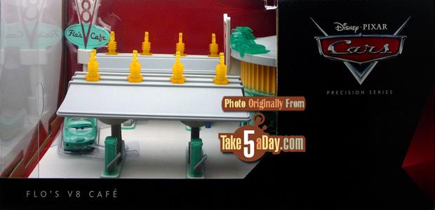 Flo's V8 Precision Box WM
