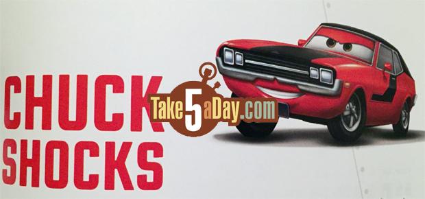 chuck shocks