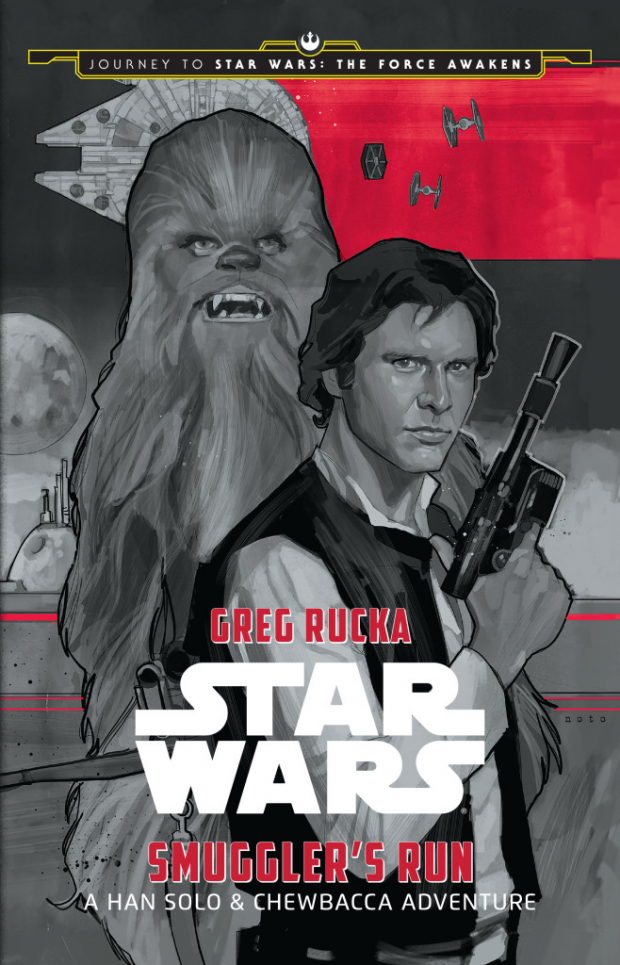 Star Wars Smuggler's Run novel