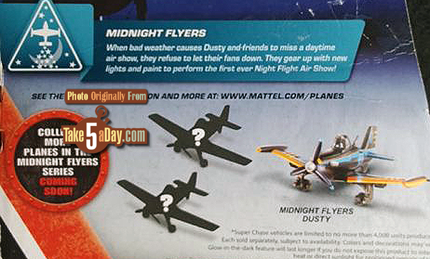 MIdnight Flyers
