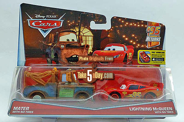 Mater-with-No-Tires-&-Lightning-McQueen-with-No-Tires-package-front
