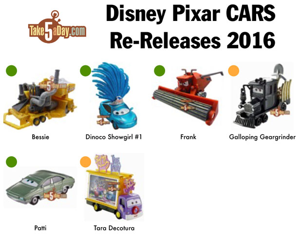 Q1 ReReleases CARS