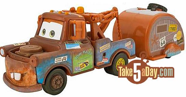Mater Road Trip