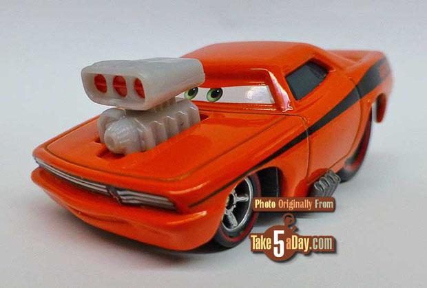 Impound Cars For Sale >> Take Five a Day » Blog Archive » Mattel Disney Pixar CARS ...