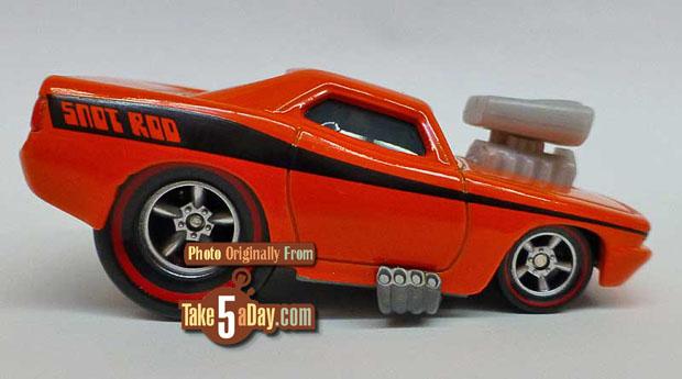 Impound Cars For Sale >> Take Five a Day » Blog Archive Mattel Disney Pixar CARS ...