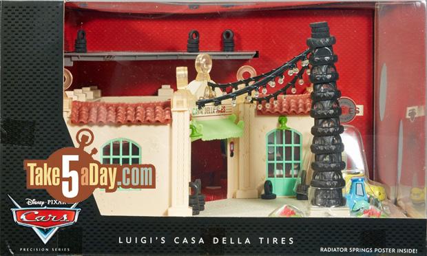 Luigi Della box