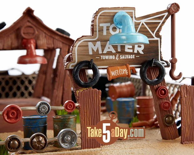 Precision Mater yard gate