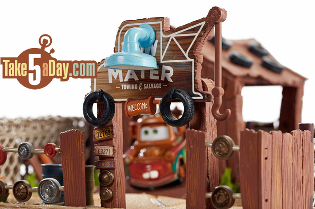Precision Mater yard gate2