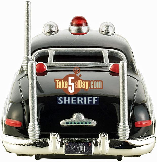 Sheriff back open