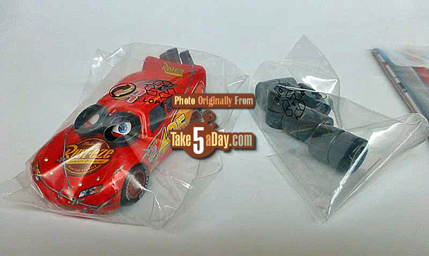 Spinout-Lightning-McQueen-and-tires-in-bag