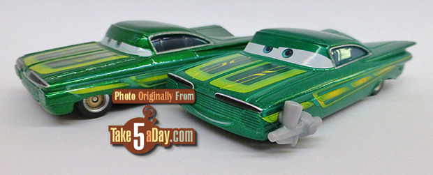 Radiator-Springs-Cleanup-5-pack-Cars_Green-Ramone-Paint-Job-Ramone-3-4-front