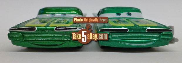 Radiator-Springs-Cleanup-5-pack-Cars_Green-Ramone-Paint-Job-Ramone-front