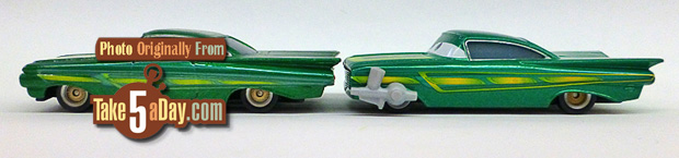 Radiator-Springs-Cleanup-5-pack-Cars_Green-Ramone-Paint-Job-Ramone-lside