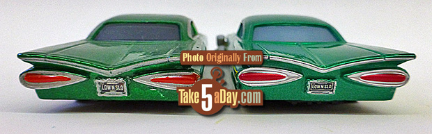Radiator-Springs-Cleanup-5-pack-Cars_Green-Ramone-Paint-Job-Ramone-rear