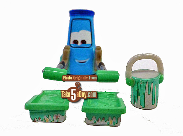 Radiator-Springs-Cleanup-5-pack-Cars_Guido-w-paint-supplies-front
