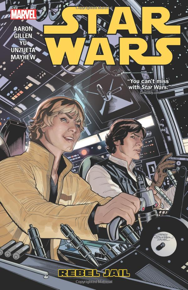 Take Five A Day 187 Blog Archive 187 Star Wars Graphic Novels