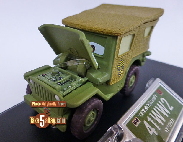 Precision-Sarge-3-4-front-detail
