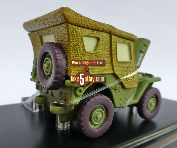 Precision-Sarge-3-4-rear-detail