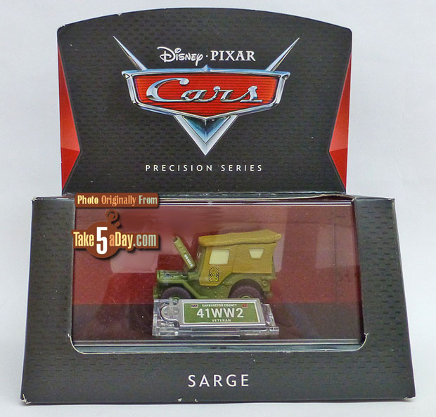 Precision-Sarge-package-front