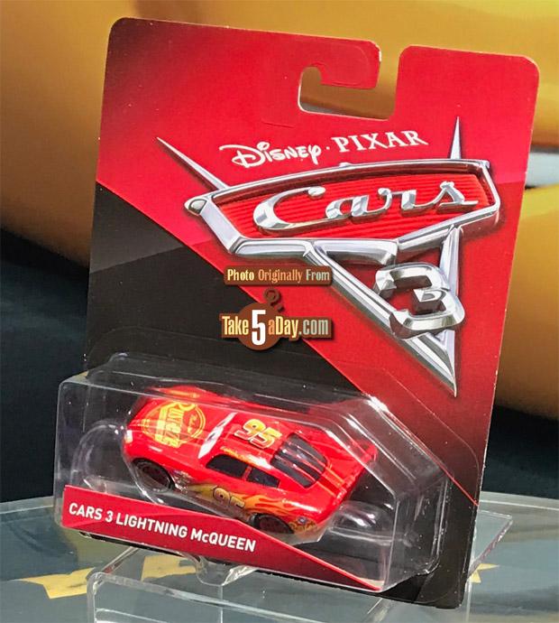 Take Five A Day Blog Archive Mattel Disney Pixar Cars 3 Toyfair