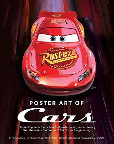 Take Five A Day Blog Archive Disney Pixar Cars 3 Poster Art Of Cars Graphic Novelization