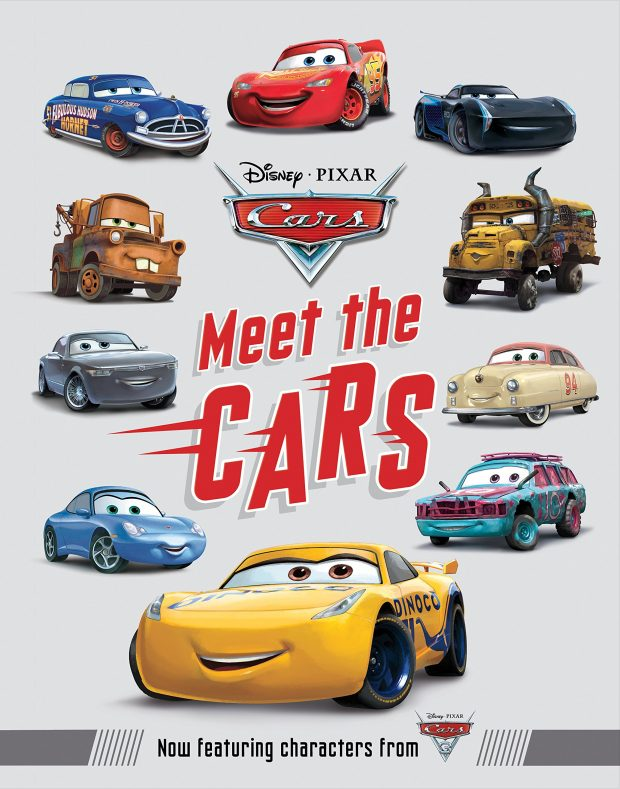 Take Five A Day Blog Archive Disney Pixar Cars 3 Meet The Cars