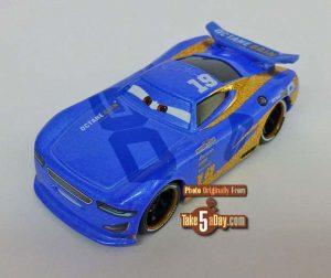 Image result for cars 3 danny swervez take 5