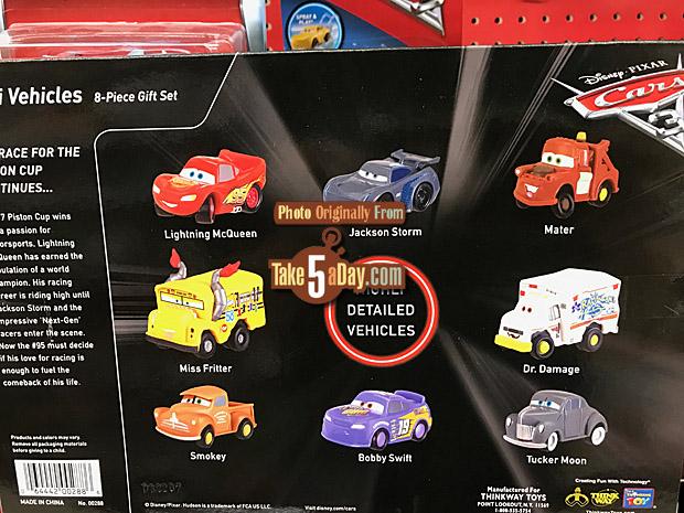 Disney Pixar Cars 3 The New Mini S Amp Mini S Blind Bag