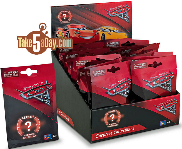Take Five A Day 187 Blog Archive 187 Disney Pixar Cars 3 The