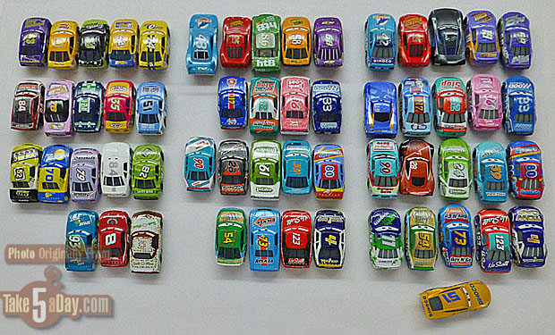 Take Five a Day » Blog Archive » Mattel Disney Pixar CARS 3