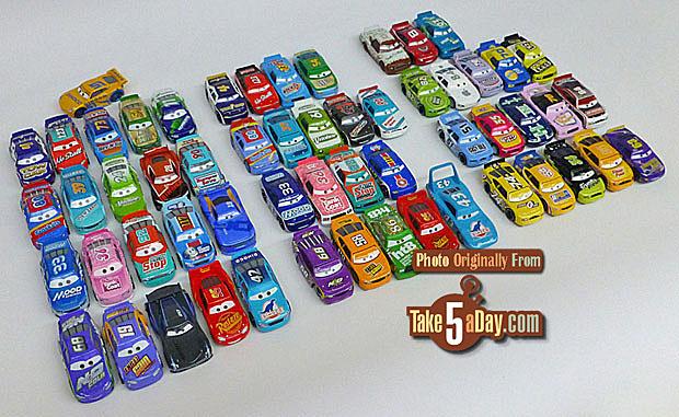 Take Five A Day Blog Archive Mattel Disney Pixar Cars 3 Your