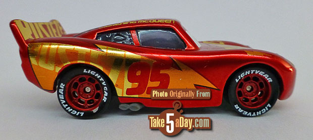 Take Five A Day Blog Archive Rust Eze Racing Center Mcqueen Rside