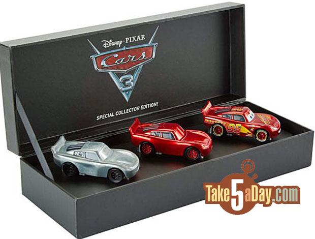Take Five A Day Blog Archive Mattel Disney Pixar Cars 3 Matty