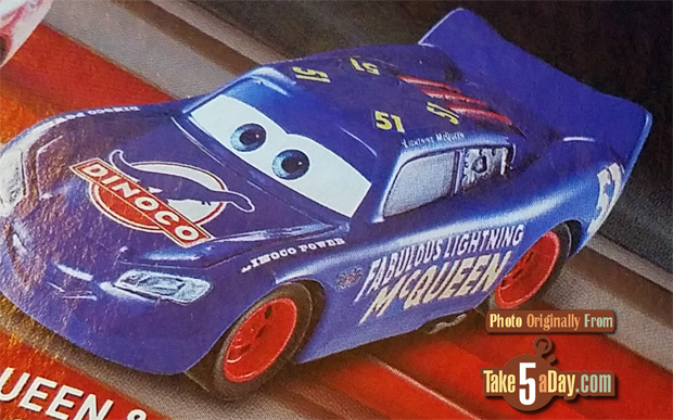 Take Five A Day Blog Archive Mattel Disney Pixar Cars 3