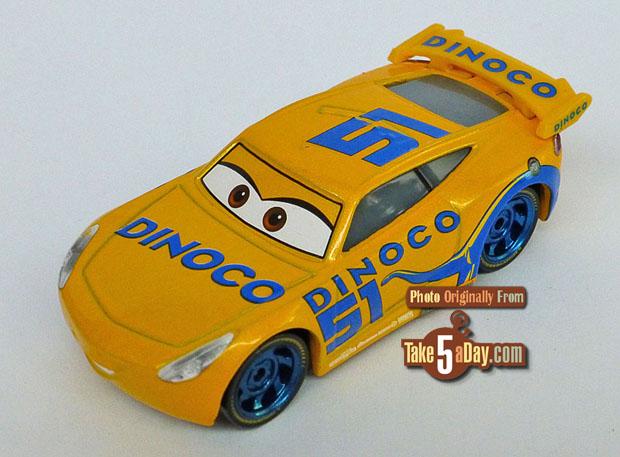 Mattel Disney Pixar DINOCO CRUZ RAMIREZ CARS 3