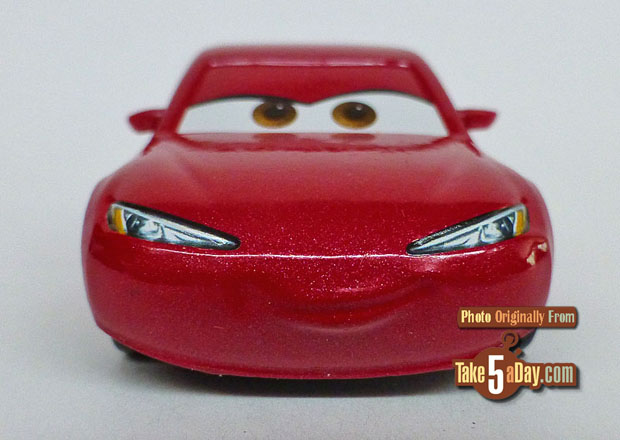 New DISNEY CARS DIECAST Cars 3 Natalie Certain /& Chick Hicks With Headset