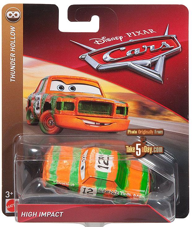 Take Five A Day Blog Archive Mattel Disney Pixar Cars 3 2018
