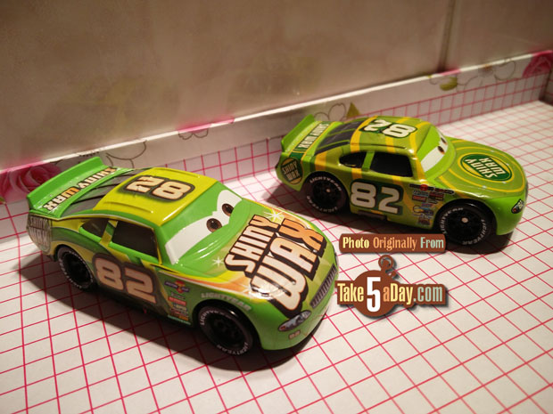 Cars  Next Gen Shiny Wax