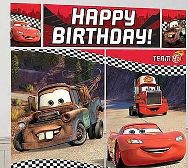 Take Five A Day Blog Archive Mattel Disney Pixar Cars Happy