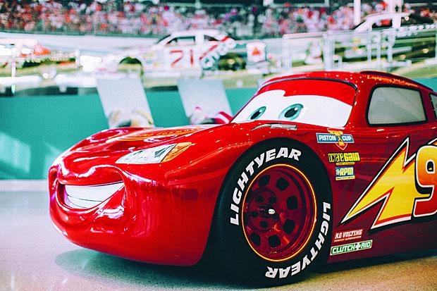 Take Five a Day » Blog Archive » Disney Pixar CARS: NASCAR ...