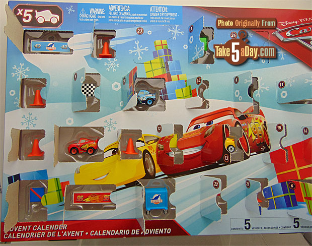 take five a day blog archive mattel disney pixar cars. Black Bedroom Furniture Sets. Home Design Ideas