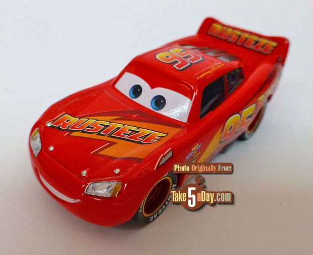 Take Five A Day Blog Archive Mattel Disney Pixar Cars 3 Rust