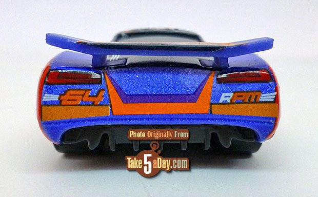 How To Flip Cars >> Take Five a Day » Blog Archive » Mattel Disney Pixar CARS 3: Next Gen Racers 4-Pack 4-Wide Great